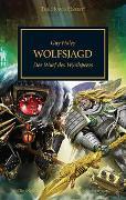 Cover-Bild zu Horus Heresy - Wolfsjagd von Haley, Guy