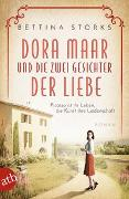 Cover-Bild zu Dora Maar und die zwei Gesichter der Liebe von Storks, Bettina