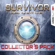 Cover-Bild zu Survivor 2: Collector's Pack (Audio Download) von Anderson, Peter