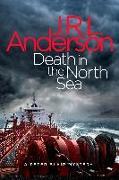 Cover-Bild zu Death in the North Sea (eBook) von Anderson, JRL