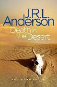 Cover-Bild zu Death in the Desert (eBook) von Anderson, JRL