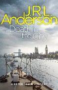 Cover-Bild zu Death in the City (eBook) von Anderson, JRL