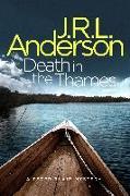 Cover-Bild zu Death in the Thames (eBook) von Anderson, JRL