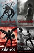 Cover-Bild zu Complete Hush, Hush Saga (eBook) von Fitzpatrick, Becca