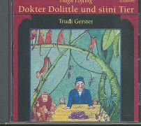 Cover-Bild zu Dokter Dolittle und siini Tier von Lofting, Hugh