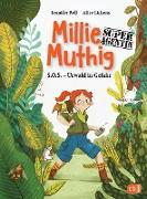 Cover-Bild zu Millie Muthig, Super-Agentin - S.O.S. Urwald in Gefahr (eBook) von Bell, Jennifer