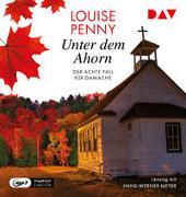 Cover-Bild zu Penny, Louise: Unter dem Ahorn. Der achte Fall für Gamache