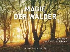 Cover-Bild zu Tischaufsteller Magie der Wälder von Schönberger, Kilian (Fotogr.)