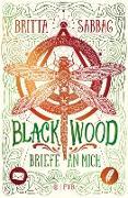Cover-Bild zu Blackwood (eBook) von Sabbag, Britta
