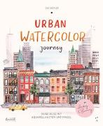 Cover-Bild zu Urban Watercolor Journey