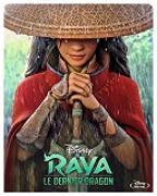 Cover-Bild zu Raya and the last Dragon 2D-BD Steelbook von Animation (Schausp.)