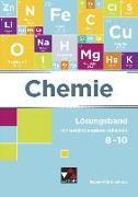 Cover-Bild zu Chemie Baden-Württemberg LB 8-10 von Jäger, Hans-Jürgen