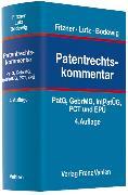 Cover-Bild zu Patentrechtskommentar von Fitzner, Uwe (Hrsg.)