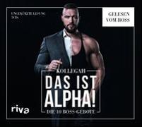 Cover-Bild zu DAS IST ALPHA! von Kollegah