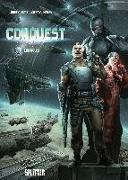 Cover-Bild zu Conquest. Band 5 von Jarry, Nicolas