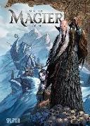 Cover-Bild zu Magier. Band 3 von Istin, Jean-Luc