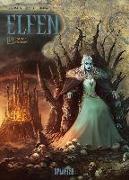 Cover-Bild zu Elfen 16. Rot wie die Lava von Istin, Jean-Luc