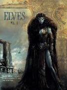 Cover-Bild zu ELVES von JEAN-LUC ISTIN