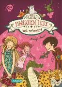 Cover-Bild zu Die Schule der magischen Tiere 8: Voll verknallt! (eBook) von Auer, Margit