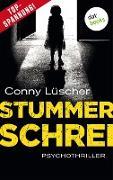 Cover-Bild zu Stummer Schrei (eBook) von Lüscher, Conny