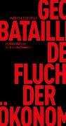 Cover-Bild zu Der Fluch der Ökonomie von Bataille, Georges