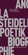 Cover-Bild zu Poetik der Biographie von Steidele, Angela