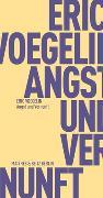 Cover-Bild zu Angst und Vernunft von Voegelin, Eric