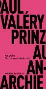 Cover-Bild zu Prinzipien aufgeklärter An-archie von Valéry, Paul