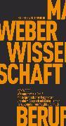 Cover-Bild zu Wissenschaft als Beruf (eBook) von Weber, Max