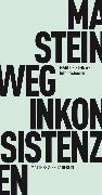 Cover-Bild zu Inkonsistenzen (eBook) von Steinweg, Marcus