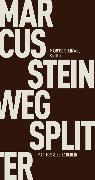 Cover-Bild zu Splitter (eBook) von Steinweg, Marcus