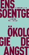 Cover-Bild zu Ökologie der Angst (eBook) von Soentgen, Jens