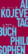 Cover-Bild zu Tagebuch eines Philosophen (eBook) von Kojève, Alexandre