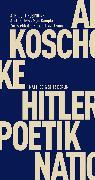 """Cover-Bild zu Adolf Hitlers """"Mein Kampf"""" (eBook) von Koschorke, Albrecht"""