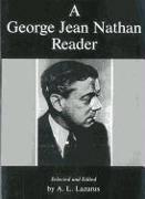 Cover-Bild zu A George Jean Nathan Reader von Nathan, George Jean