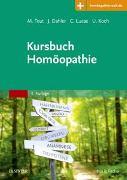 Cover-Bild zu Kursbuch Homöopathie von Teut, Michael