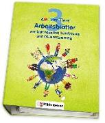 Cover-Bild zu ABC der Tiere 3 - Arbeitsblätter zur individuellen Förderung. Neubearbeitung von Mrowka-Nienstedt, Kerstin