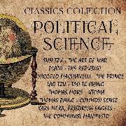 Cover-Bild zu Political Science. Classics Collection (Audio Download) von More, Thomas