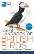 Cover-Bild zu RSPB Handbook of British Birds (eBook) von Holden, Peter