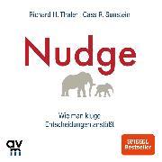 Cover-Bild zu Nudge (Audio Download) von Thaler, Richard H.