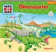 Cover-Bild zu WAS IST WAS Junior Hörspiel: Dinosaurier von Wilhelmi, Friederike