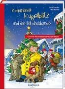 Cover-Bild zu Kommissar Kugelblitz und die Nikolausbande von Scheffler, Ursel