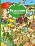 Cover-Bild zu Bauernhof Wimmelbuch von Walther, Max (Illustr.)