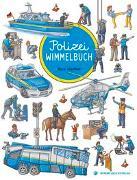 Cover-Bild zu Polizei Wimmelbuch von Walther, Max (Illustr.)