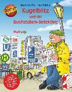Cover-Bild zu Kugelblitz und die Buchstaben-Detektive (eBook) von Scheffler, Ursel