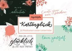 Cover-Bild zu Kartenglück - Letterliebe von Landschützer, Cornelia