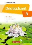 Cover-Bild zu Deutschzeit 8. Schuljahr. Servicepaket mit CD-ROM. BE,Östliche Bundesländer von Alz, Christina