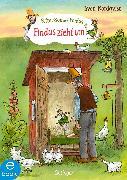 Cover-Bild zu Findus zieht um (eBook) von Nordqvist, Sven