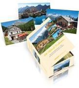 Cover-Bild zu Postkartenbox Alpbeizli von Werd & Weber Verlag AG (Hrsg.)