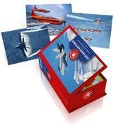 Cover-Bild zu Postkartenbox Our Swiss Air Force von Keckeis, Christophe